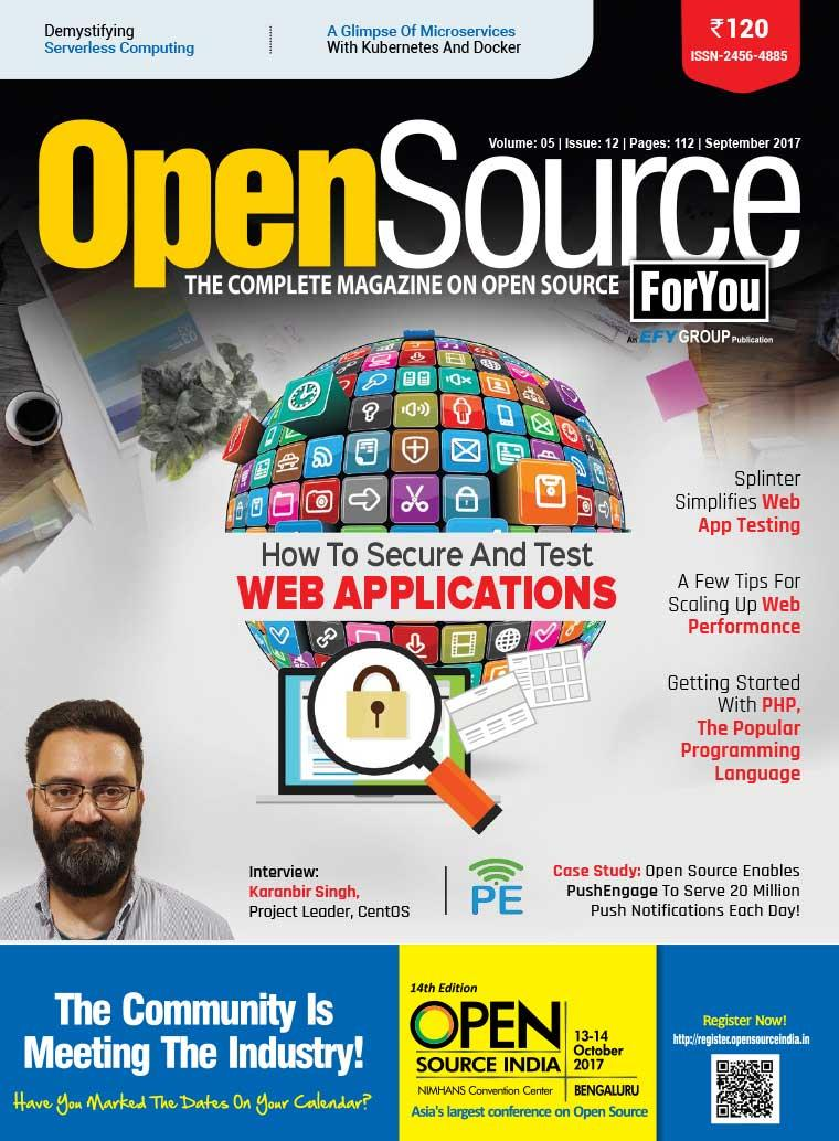 Majalah Digital Open Source FOR YOU September 2017