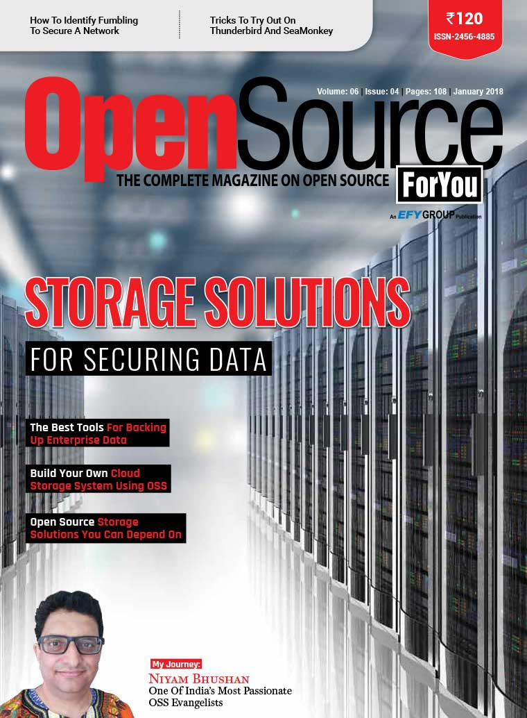 Majalah Digital Open Source FOR YOU Januari 2018