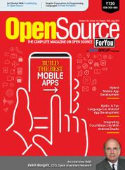 Open Source FOR YOU Magazine Cover July 2017