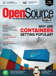 Cover Majalah Open Source FOR YOU Agustus 2017