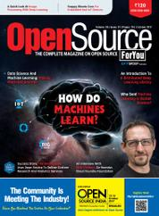 Cover Majalah Open Source FOR YOU Oktober 2017