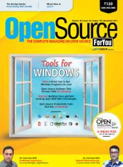 Cover Majalah Open Source FOR YOU November 2017