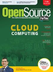 Cover Majalah Open Source FOR YOU Desember 2017