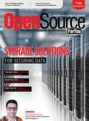 Cover Majalah Open Source FOR YOU Januari 2018