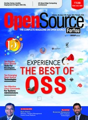Cover Majalah Open Source FOR YOU Februari 2018