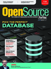 Cover Majalah Open Source FOR YOU