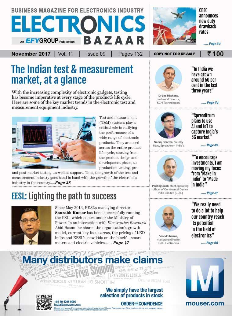 Majalah Digital ELECTRONICS BAZAAR November 2017