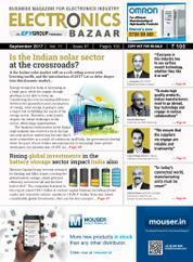 Cover Majalah ELECTRONICS BAZAAR