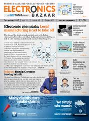 ELECTRONICS BAZAAR Magazine Cover December 2017