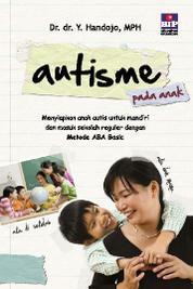 Cover Autisme pada Anak oleh