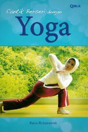 Cover Cantik Berseri dengan Yoga oleh