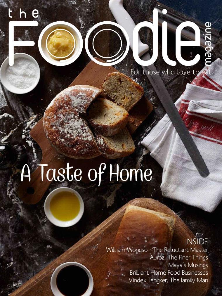 The Foodie Digital Magazine December 2013