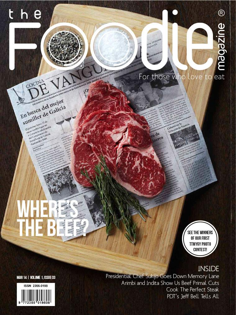The Foodie Digital Magazine March 2014