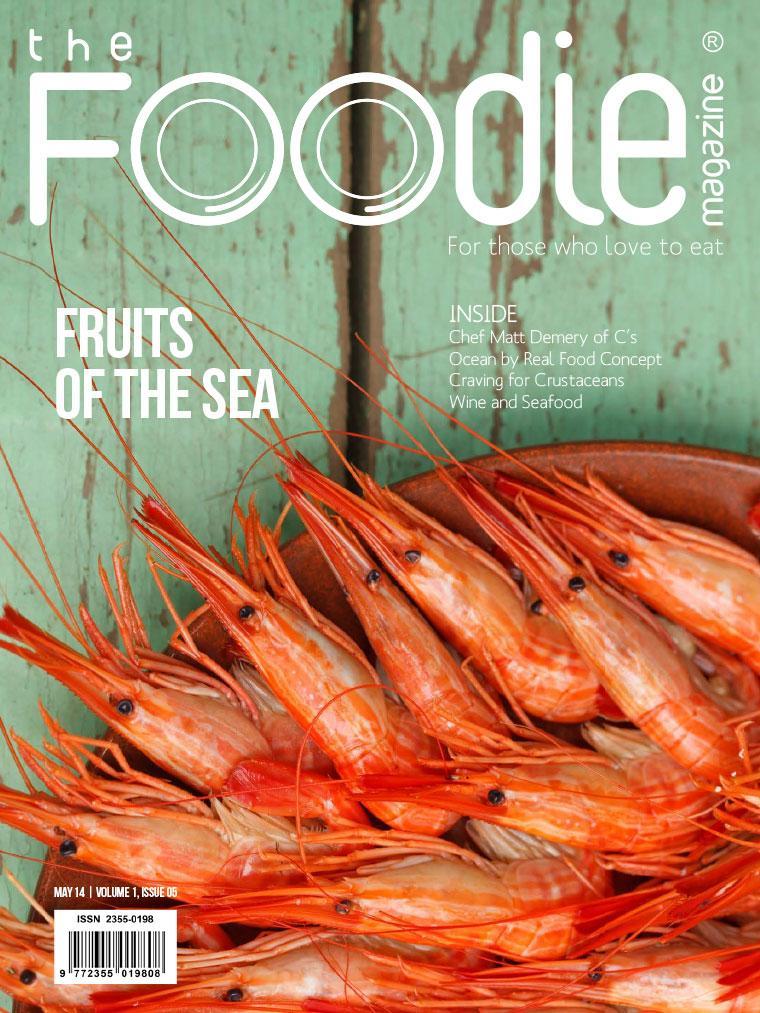 The Foodie Digital Magazine May 2014