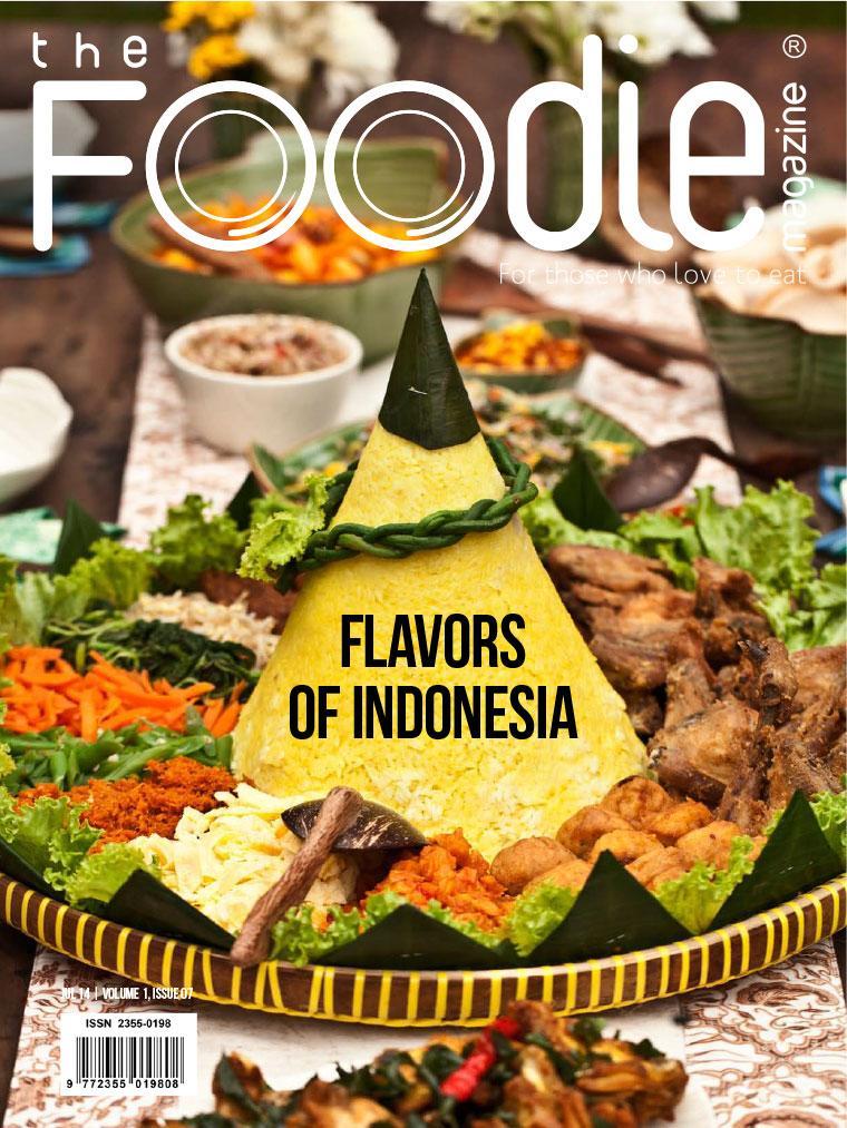 The Foodie Digital Magazine July 2014