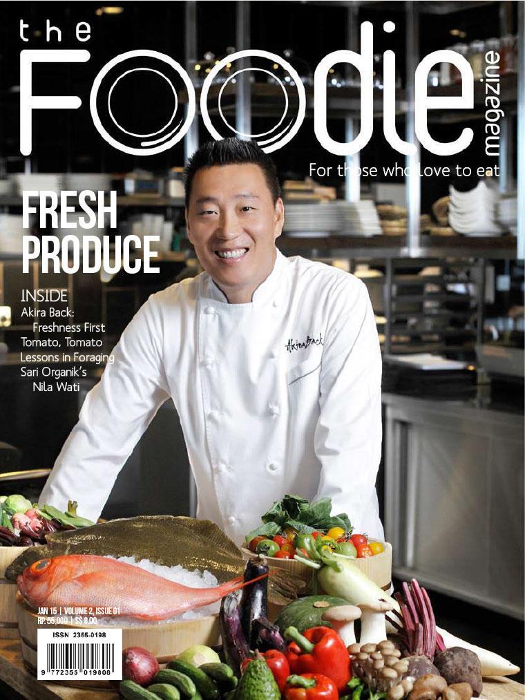 The Foodie Digital Magazine January 2015
