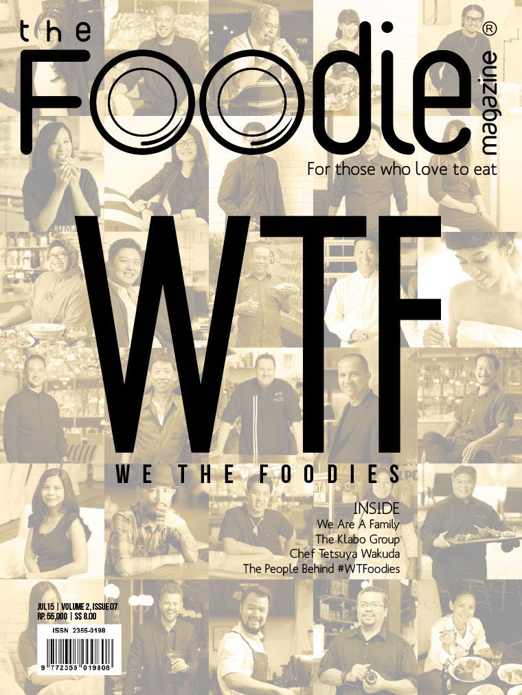 The Foodie Digital Magazine July 2015