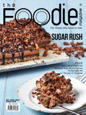 The Foodie Magazine Cover June 2015