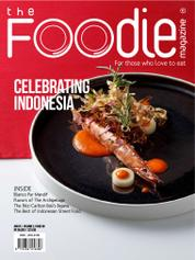 The Foodie Magazine Cover August 2015