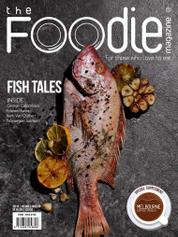 The Foodie Magazine Cover September 2015