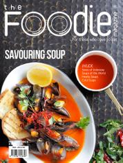 The Foodie Magazine Cover October 2015