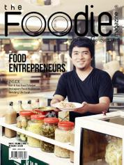 The Foodie Magazine Cover November 2015