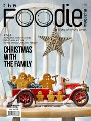 The Foodie Magazine Cover December 2015