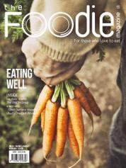 The Foodie Magazine Cover January 2016