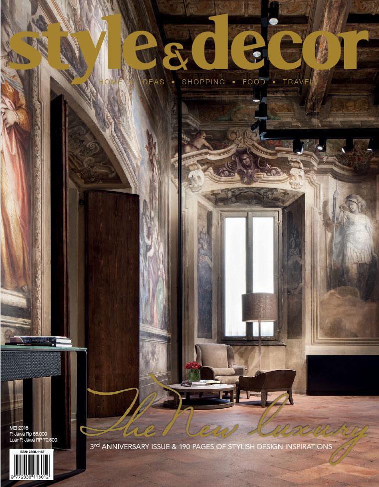 Majalah Digital style & decor Mei 2016