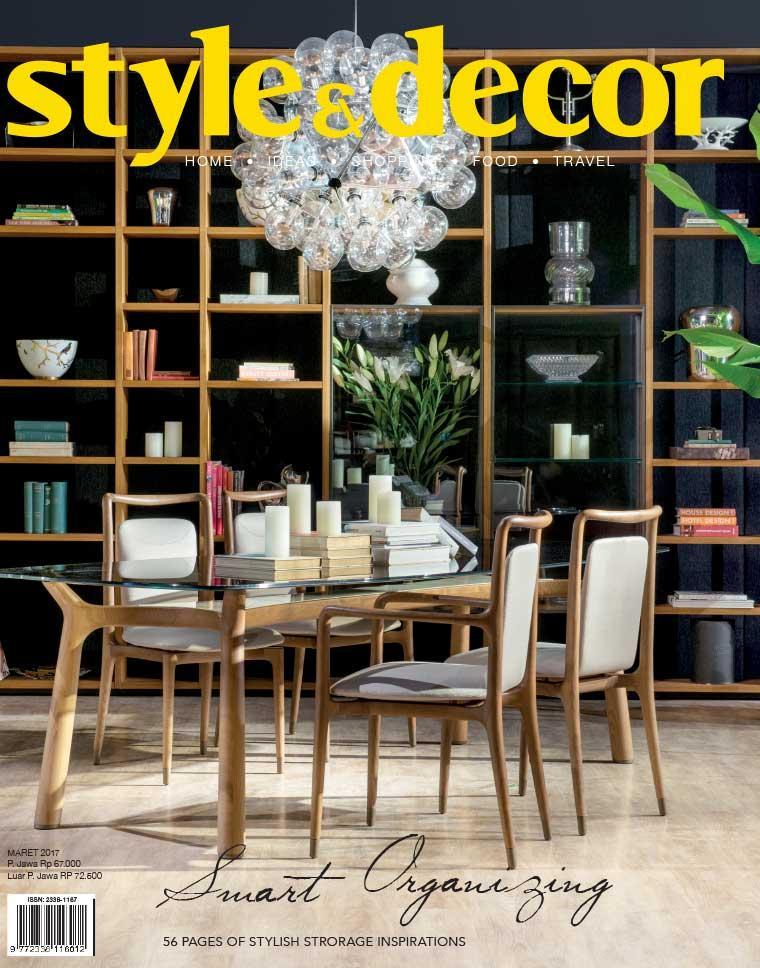 Majalah Digital style & decor Maret 2017
