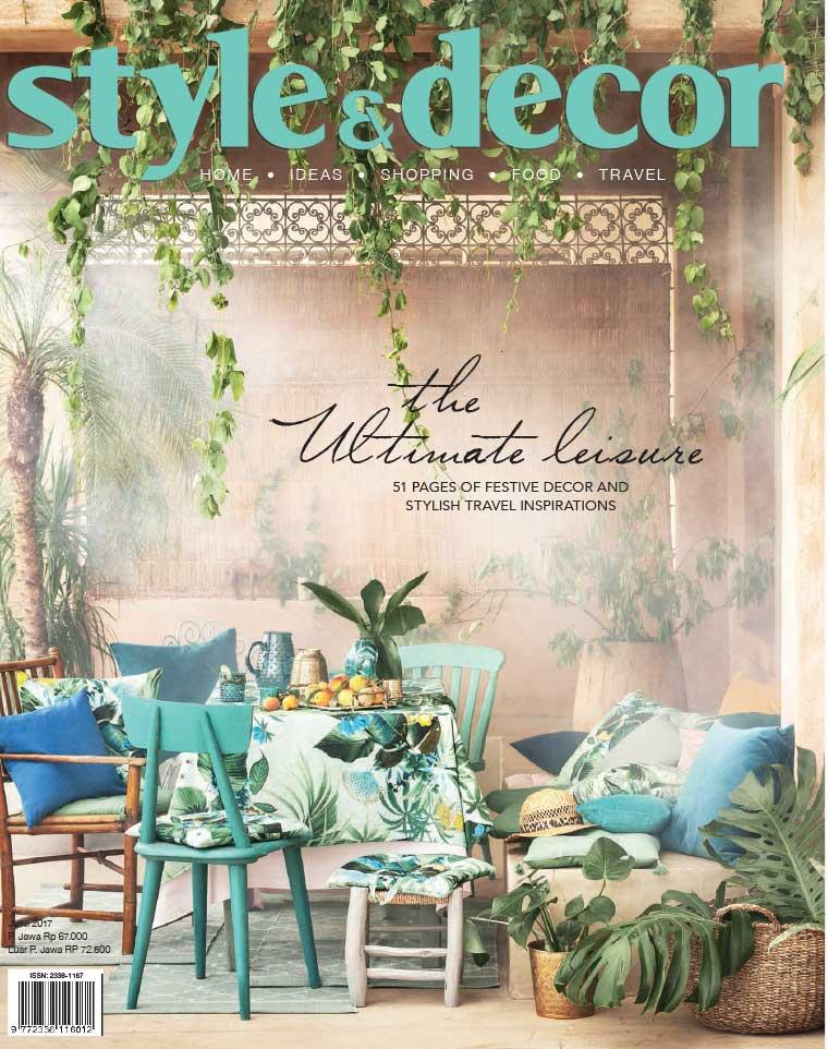 Style & decor Digital Magazine June 2017