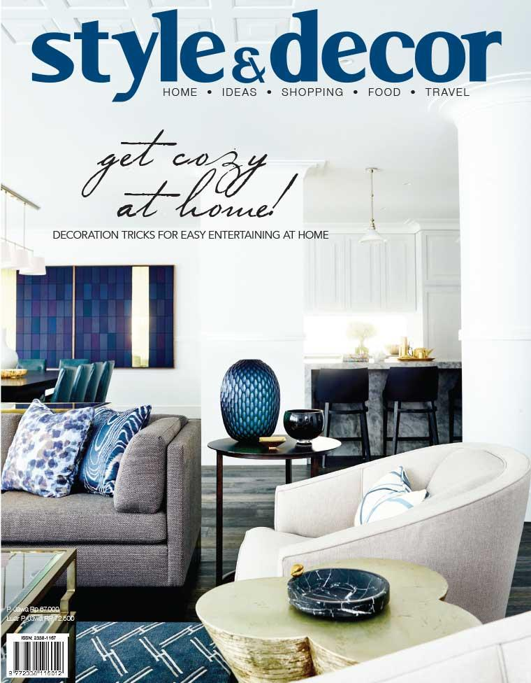 Majalah Digital style & decor Oktober 2017