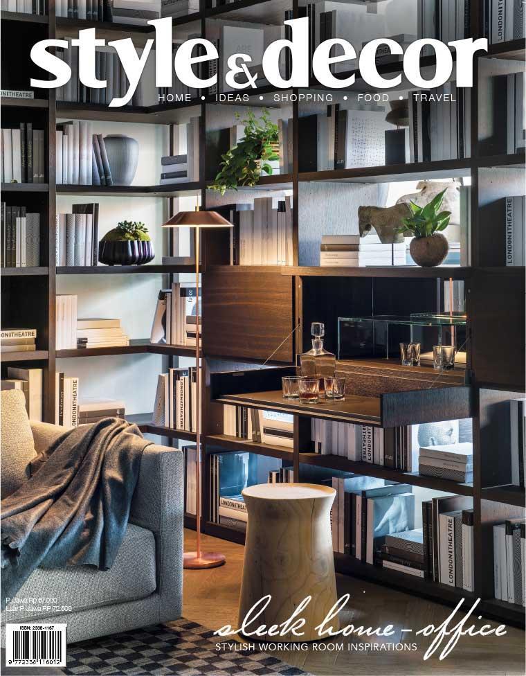 Majalah Digital style & decor November 2017