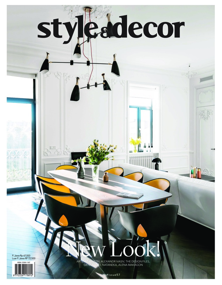 Style & decor Digital Magazine January 2018