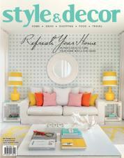 Cover Majalah style & decor September 2016