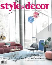 Cover Majalah style & decor Januari 2017
