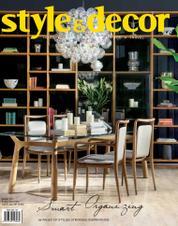 Cover Majalah style & decor Maret 2017