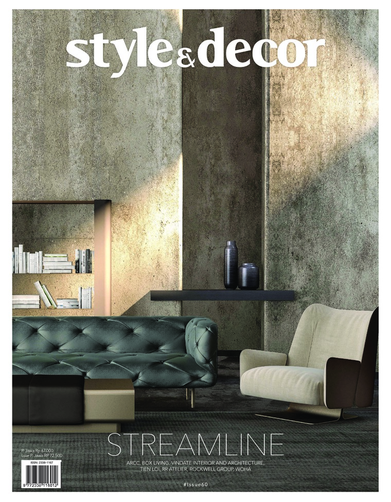 Style & decor Digital Magazine April 2018