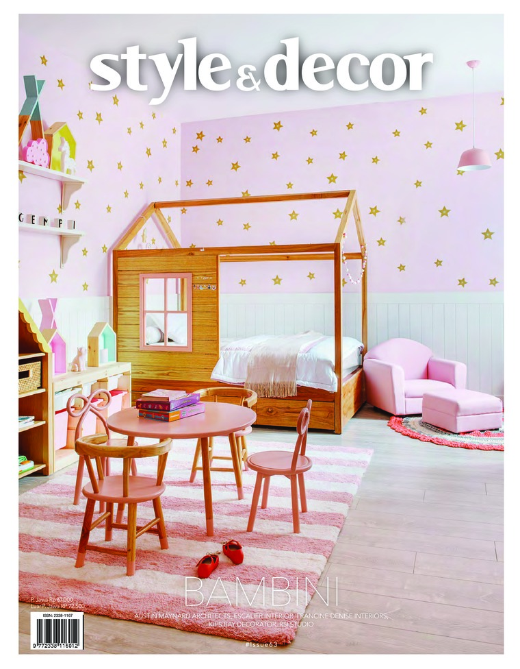 Style & decor Digital Magazine July 2018