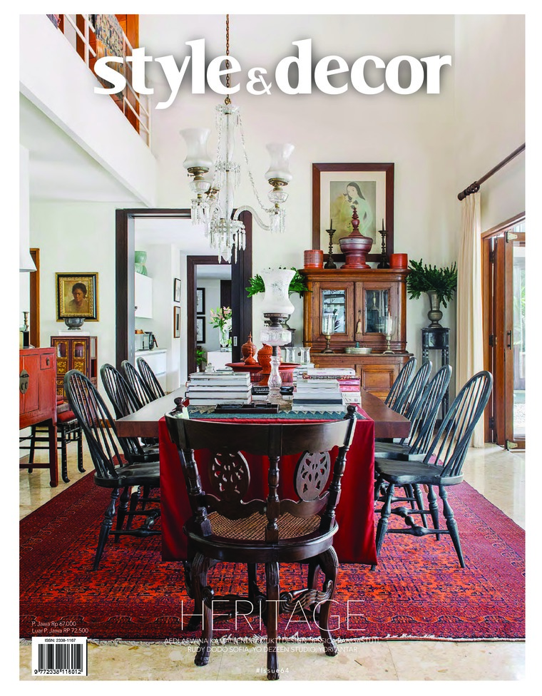 Majalah Digital style & decor September 2018
