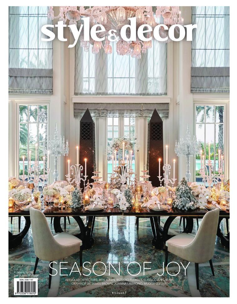 Style & decor Digital Magazine November-December 2018