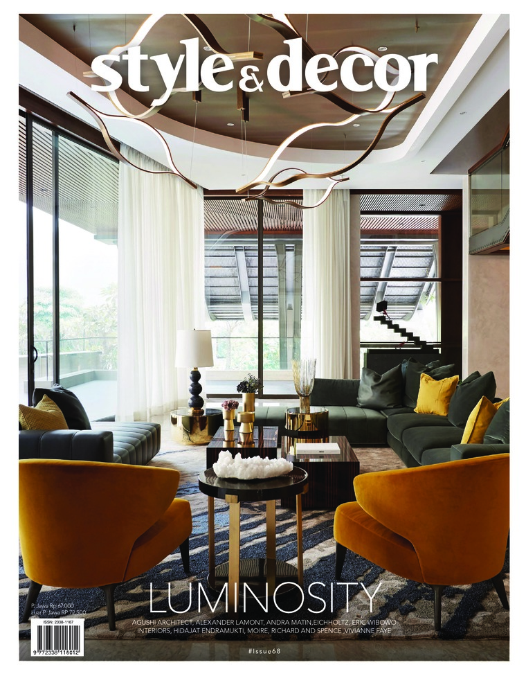 Style & decor Digital Magazine ED 68 February 2019