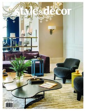 Style & decor Magazine Cover March 2018