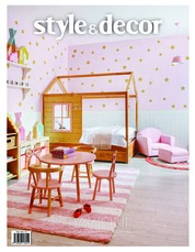 Style & decor Magazine Cover July 2018