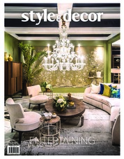 Style & decor Magazine Cover October 2018