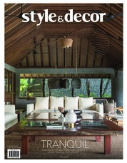 Style & decor Magazine Cover ED 69 March 2019