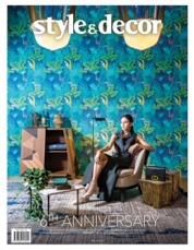 Style & decor Magazine Cover ED 70 May 2019