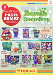 Pasti HEMAT YOMART Magazine Cover ED 18 August 2016