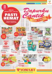Pasti HEMAT YOMART Magazine Cover ED 20 September 2016