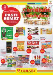 Pasti HEMAT YOMART Magazine Cover ED 25 December 2016